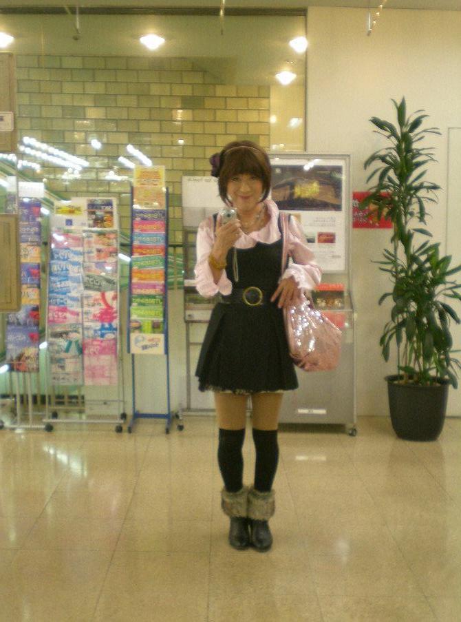 ブログ村の女装男子を語るスレ Part.2->画像>165枚